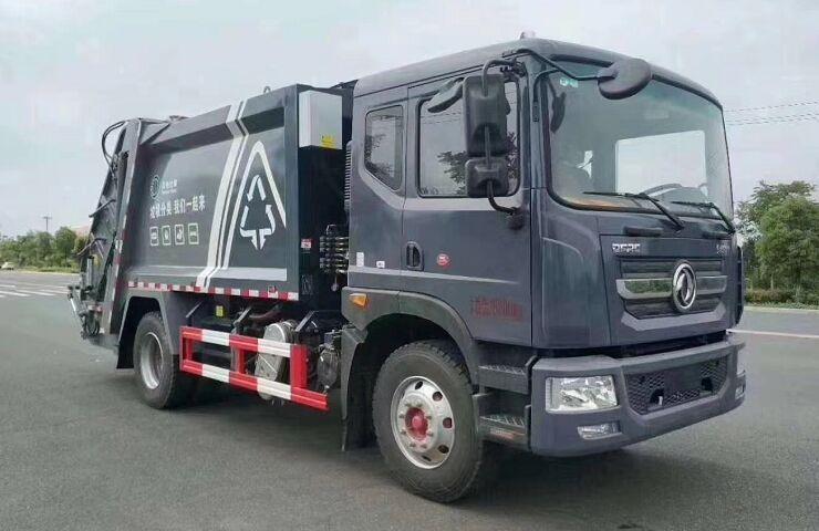东风多利卡D9型10-12方压缩雷竞技电竞平台